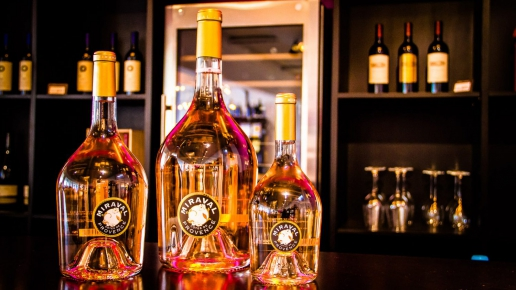 Miraval Rosé - Wein goes Hollywood