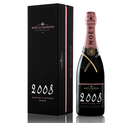 MOET CHANDON GRAND VINTAGE ROSE 2008