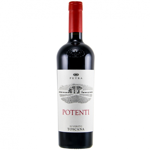 Petra Potenti Cabernet Sauvignon Rosso Toscana IGT