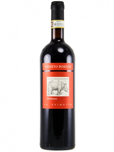 LA SPINETTA BARBARESCO BORDINI DOCG