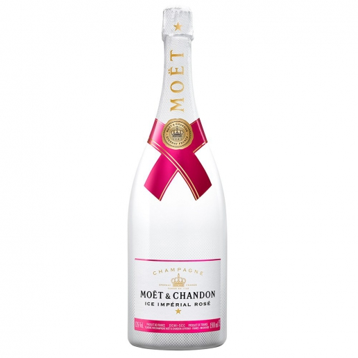 MOET CHANDON ICE IMPERIAL ROSE MAGNUM