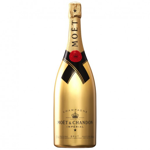 MOET CHANDON IMPERIAL BRUT GOLDEN MAGNUM 1,5L
