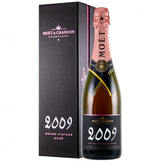 MOET CHANDON GRAND VINTAGE ROSE 2009
