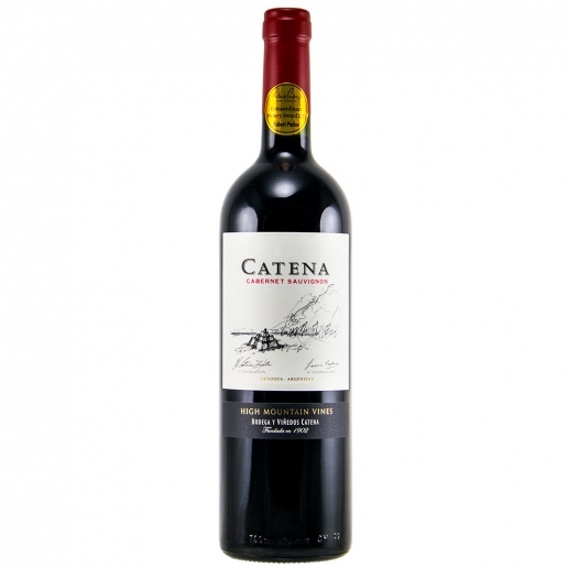 Catena Cabernet Sauvignon High Mountain Wines