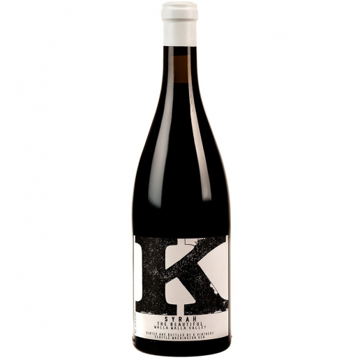 CHARLES SMITH K-VINTNERS THE BEAUTIFUL SYRAH