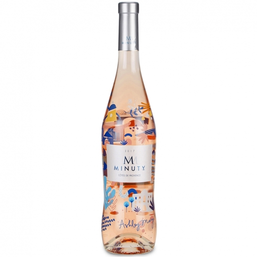 Château Minuty Cuvée M Rosé AC by Ashley Mary