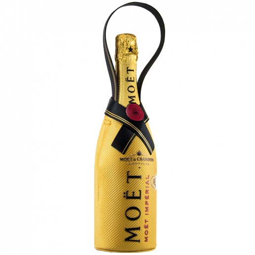MOET IMPERIAL BRUT DIAMOND SUIT GOLD