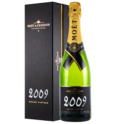 MOET CHANDON GRAND VINTAGE 2009