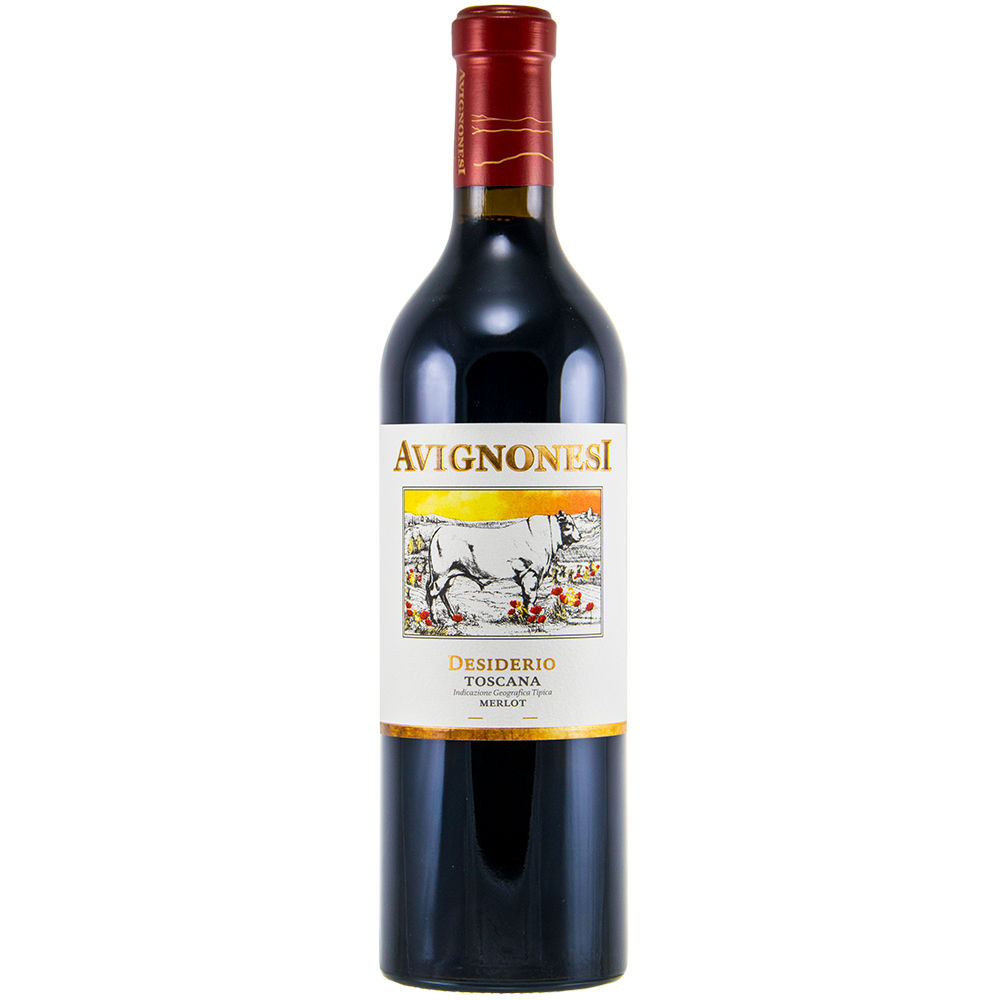 Avignonesi Desiderio Merlot Toscana IGT