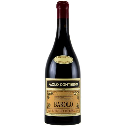 PAOLO CONTERNO BAROLO GINESTRA RISERVA