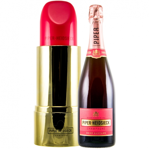 Piper Heidsieck Rose Sauvage Lipstick