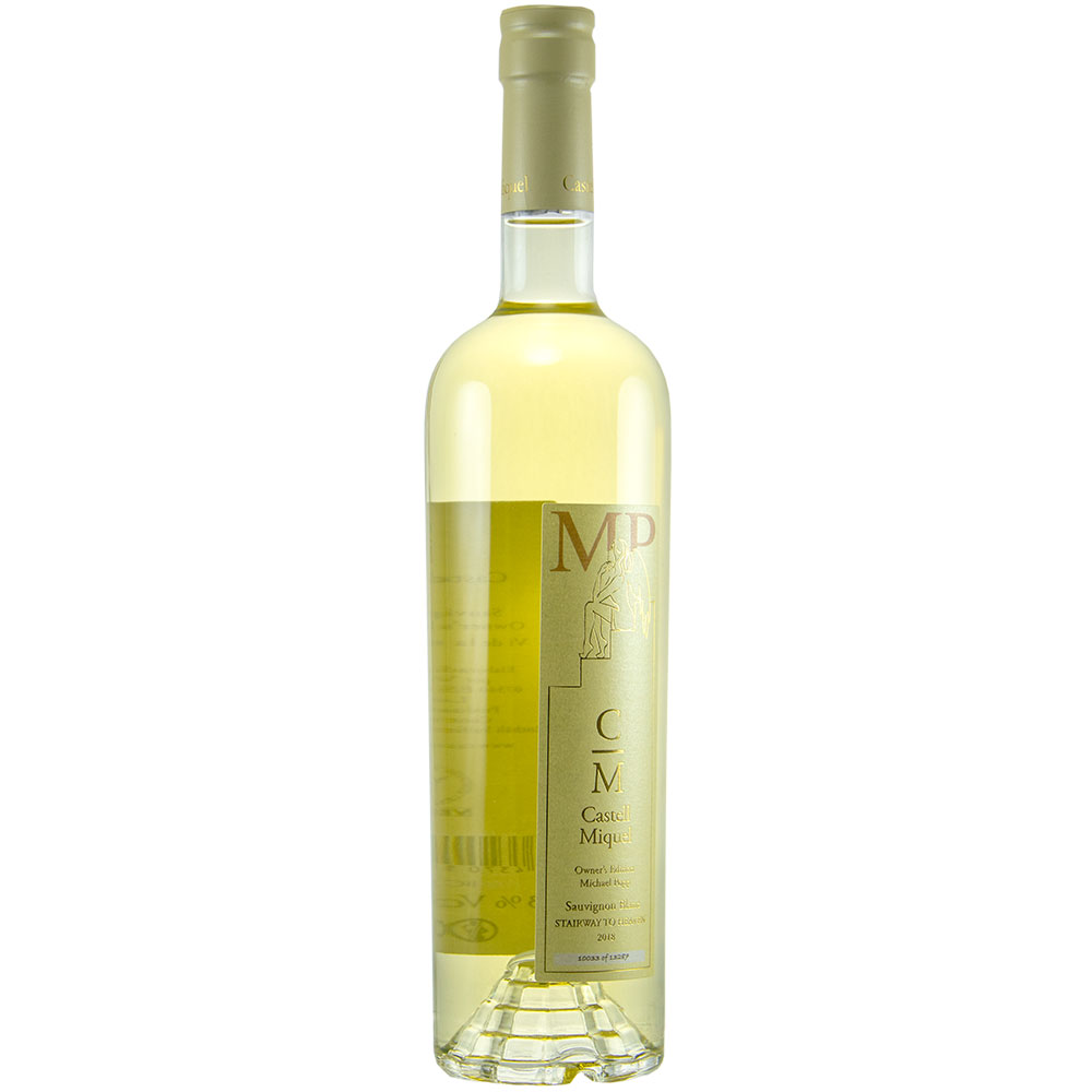 Castell Miquel Stairway to Heaven Blanco Sauvignon Blanc Owners Edition