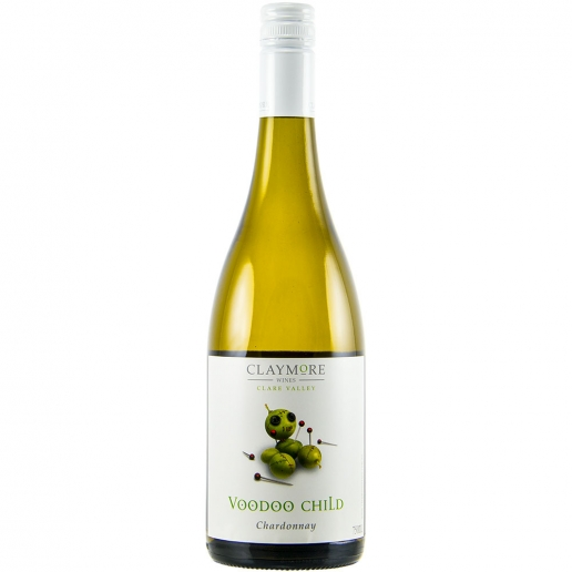 Claymore Wines Voodoo Child Chardonnay