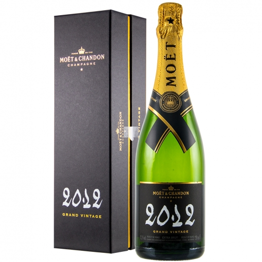 Moet Chandon Grand Vintage 2012