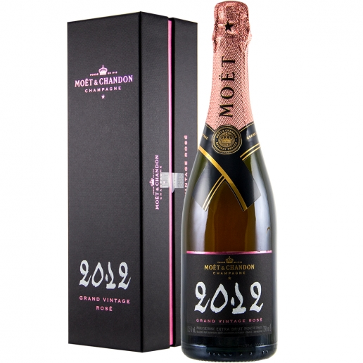 Moet Chandon Grand Vintage Rosé 2012