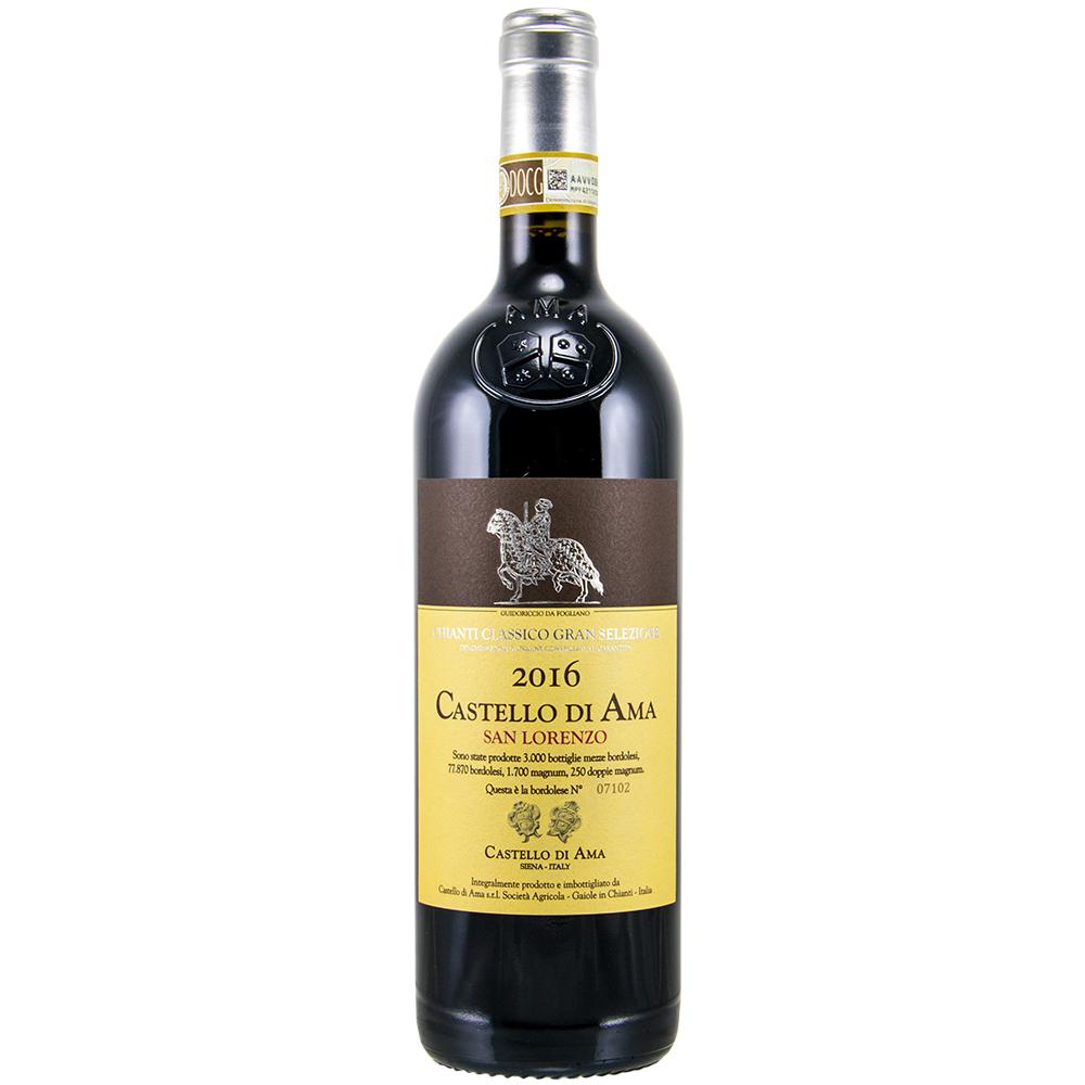 Castello di Ama Chianti Classico Gran Selezione San Lorenzo DOCG