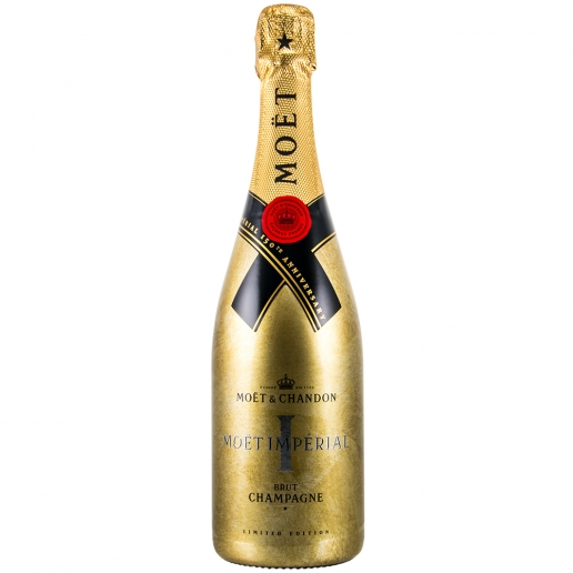 Moet Chandon Imperial Limited Edition 150 Anniversary Gold