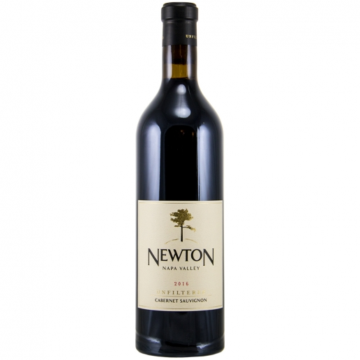 Newton Napa Valley Unfiltered Cabernet Sauvignon