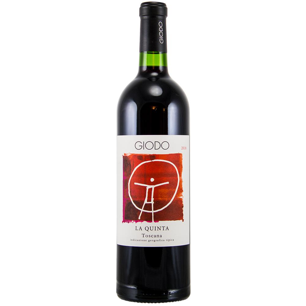 Giodo La Quinta Rosso Toscana IGT