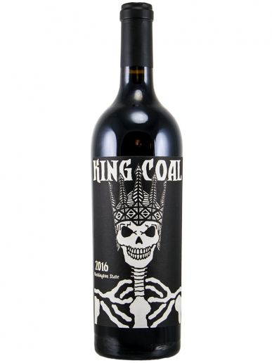 Charles Smith K Vintners King Coal Cabernet Sauvignon Syrah