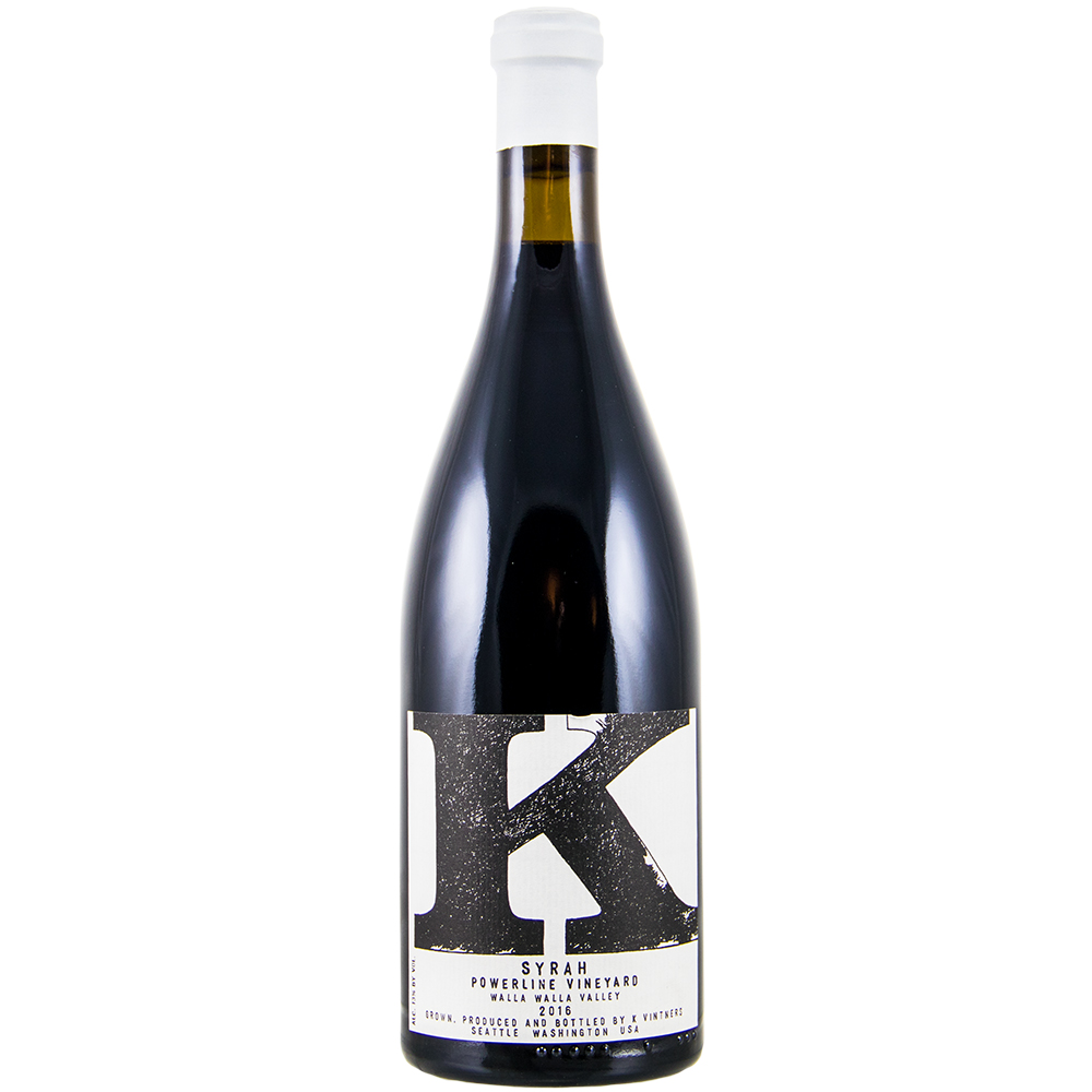 Charles Smith K-Vintners Powerline Syrah