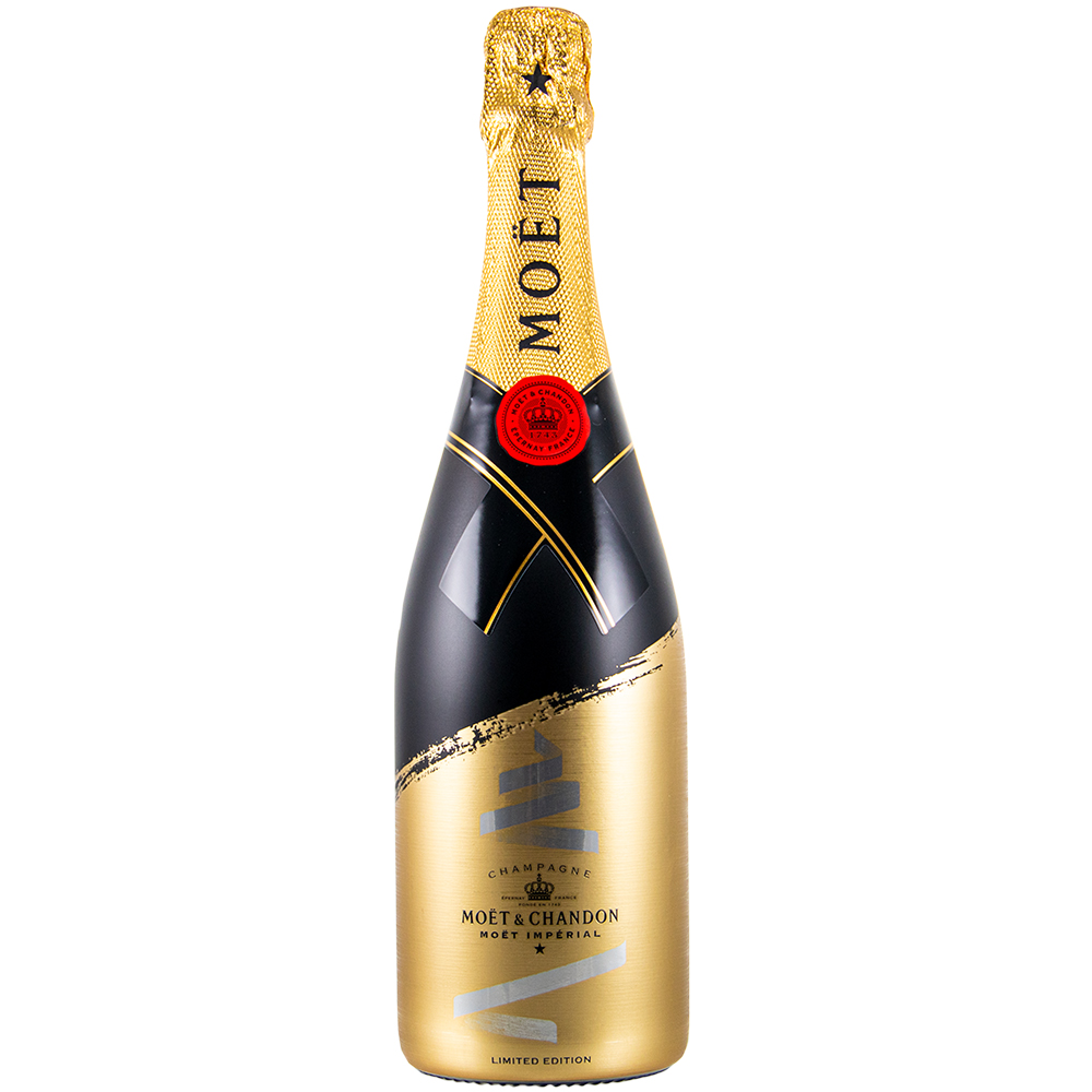 Moet Chandon Imperial Brut Signature Edition XMAS