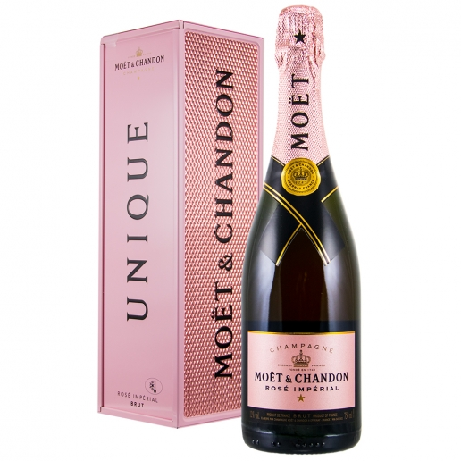 Moet Chandon Rose Imperial Personality Box