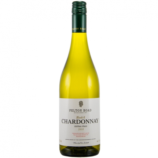 Felton Road Block 6 Chardonnay