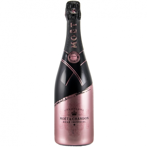Moet Chandon Rose Imperial Brut Signature Edition