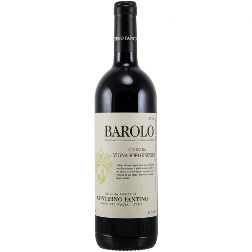 Conterno Fantino Sorì Ginestra Barolo DOCG