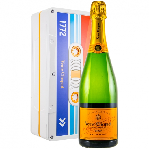 Veuve Clicquot Ponsardin Brut Radiating Tape