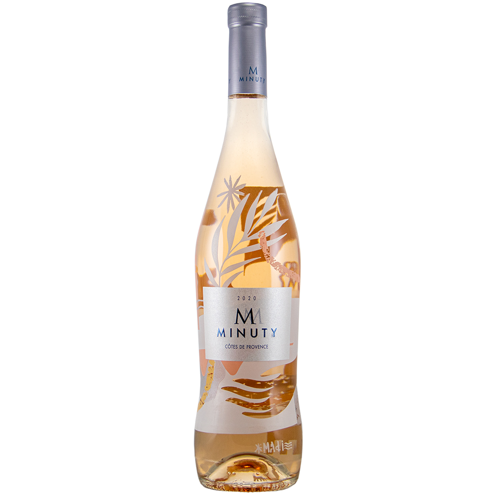 Minuty Cuvee M Rose Limited Edition