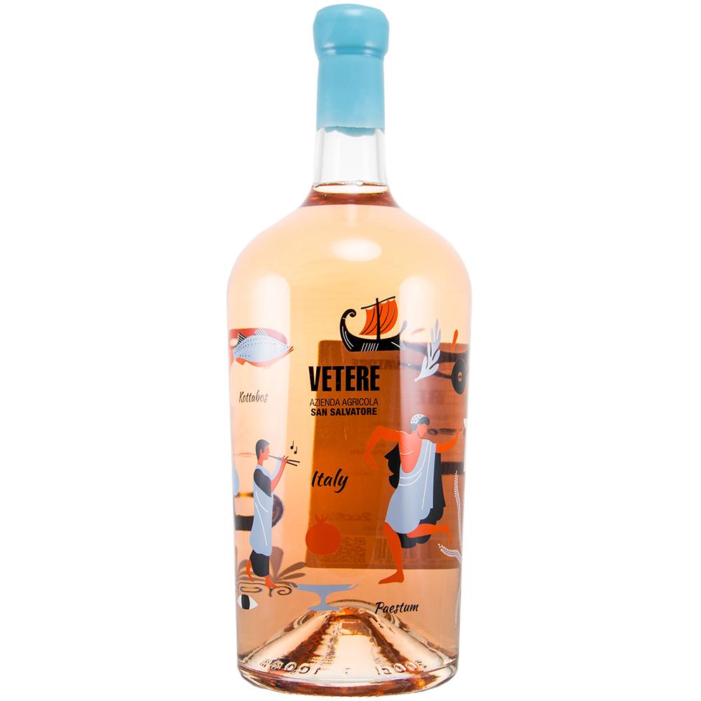 San Salvatore 1988 Rosato Vetere Paestum IGT Limited Edition 2019 - 3 Liter