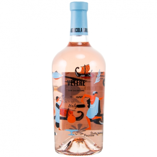San Salvatore 1988 Rosato Vetere Paestum IGT Limited Edition 2019