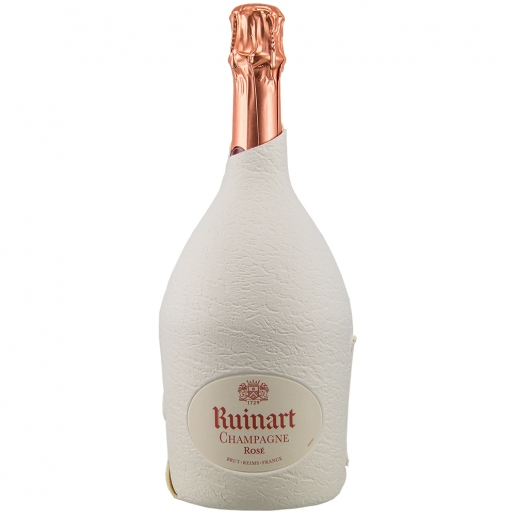 Ruinart Rose Brut Second Skin