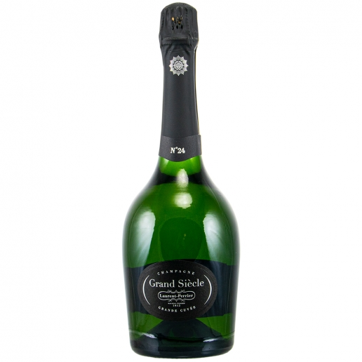 Laurent Perrier Champagner Grand Ciècle in GePa