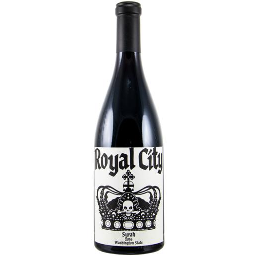Charles Smith K-Vintners Royal City Syrah